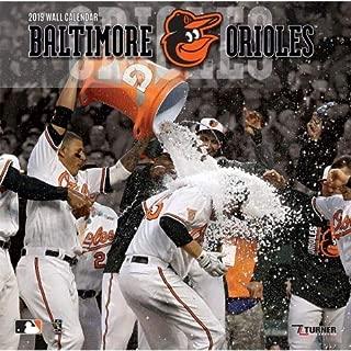Baltimore Orioles 2019 Calendar