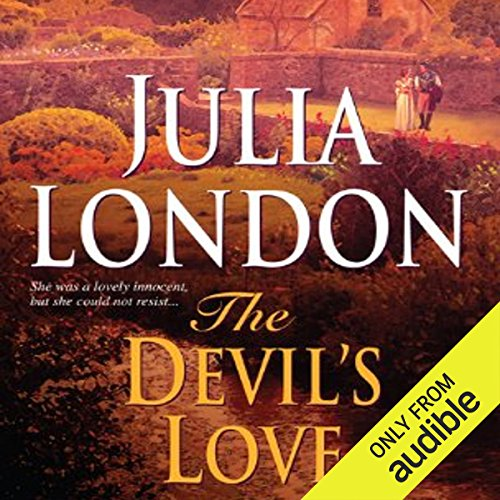 The Devil's Love audiobook cover art