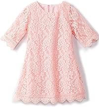 pink dresses for little girl