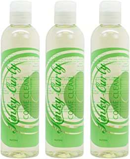 Kinky Curly Come Clean Natural Moisturizing Shampoo 8oz