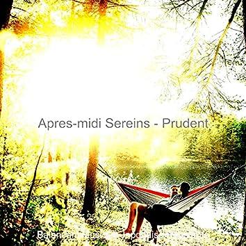 Apres-midi Sereins - Prudent