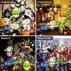 BACKTURE Proiettore Luci Natale, Faretti LED Illuminazione IP65 Impermeabile Incorporate 9 Scene e 13 Scene di Onde d'acqua, LED Lampada per Natale Halloween Festa e Decorazioni da Giardino #1