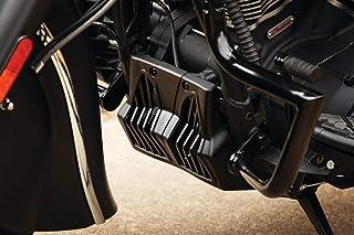 Acessório de realce de motocicleta Kuryakyn 5663: armação frontal inferior para carenagem do queixo para motocicletas indi...