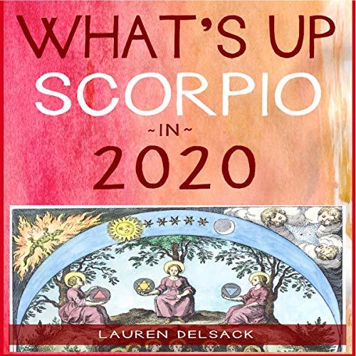 What's Up Scorpio in 2020 audiobook cover art