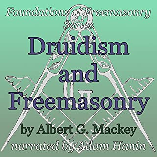 Druidism and Freemasonry audiobook cover art