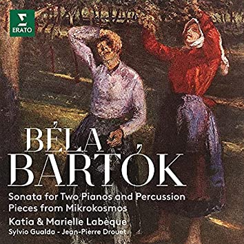 Bartók: Sonata for Two Pianos and Percussion & Pieces from Mikrokosmos