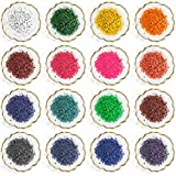 SnailDigit Candle Dye, 16 Color Candle Wax Dye for Candle Making Wax Dye Flakes for DIY Handmade Candles