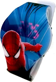 Spiderman Kid's Digital LED Watch with Lightup Time SPM3252