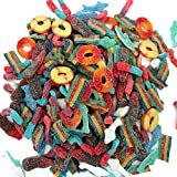 Smarty Stop Assorted sour Mix Gummy candies (2 Pound (Pack of 1))