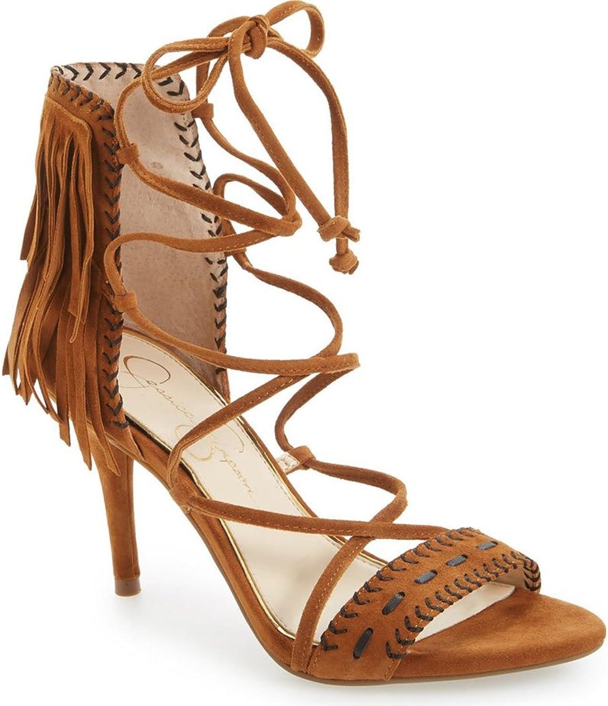Jessica Simpson Womens Mareya Dress Sandal