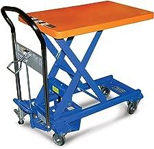 Southworth Dandy Lift Mobile Scissor Lift Tables - 550-Lb. Capacity
