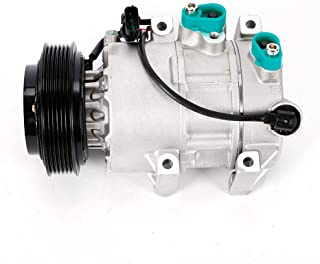 BuyAutoParts 60-03162RC Remanufactured For Smart Fortwo 2008-2015 Reman AC Compressor /& A//C Clutch