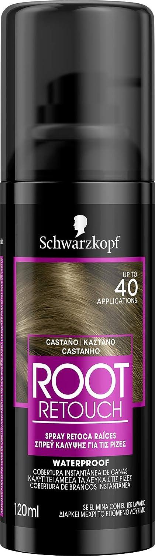 Schwarzkopf Root Retoucher – Spray retoca raíces - Coloración ...