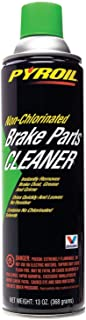Pyroil Brake Parts Cleaner, 13 oz. Can - PY4003 (Pack of 10)