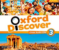 Oxford Discover: 3: Class Audio CDs