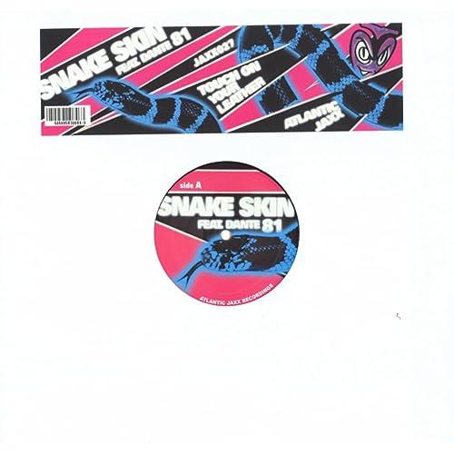 Amazon.com: Jaxx leather beats: Snakeskin feat. Dante 81 ...