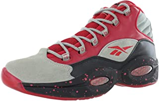 Question Mid Mens (Stash Collab) in Stash/Carbon/Excellent Red/Black by Reebok