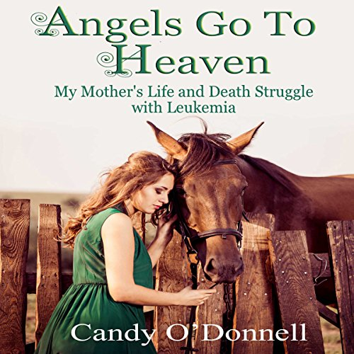 Angels Go to Heaven audiobook cover art