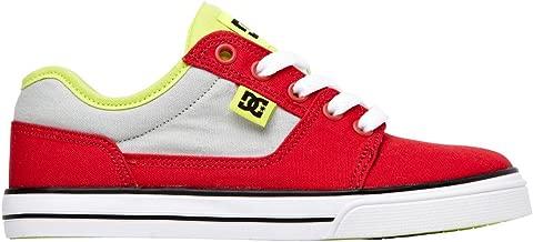 DC Shoes Bristol Canvas B Shoe Rgy - Zapatillas de Deporte niño