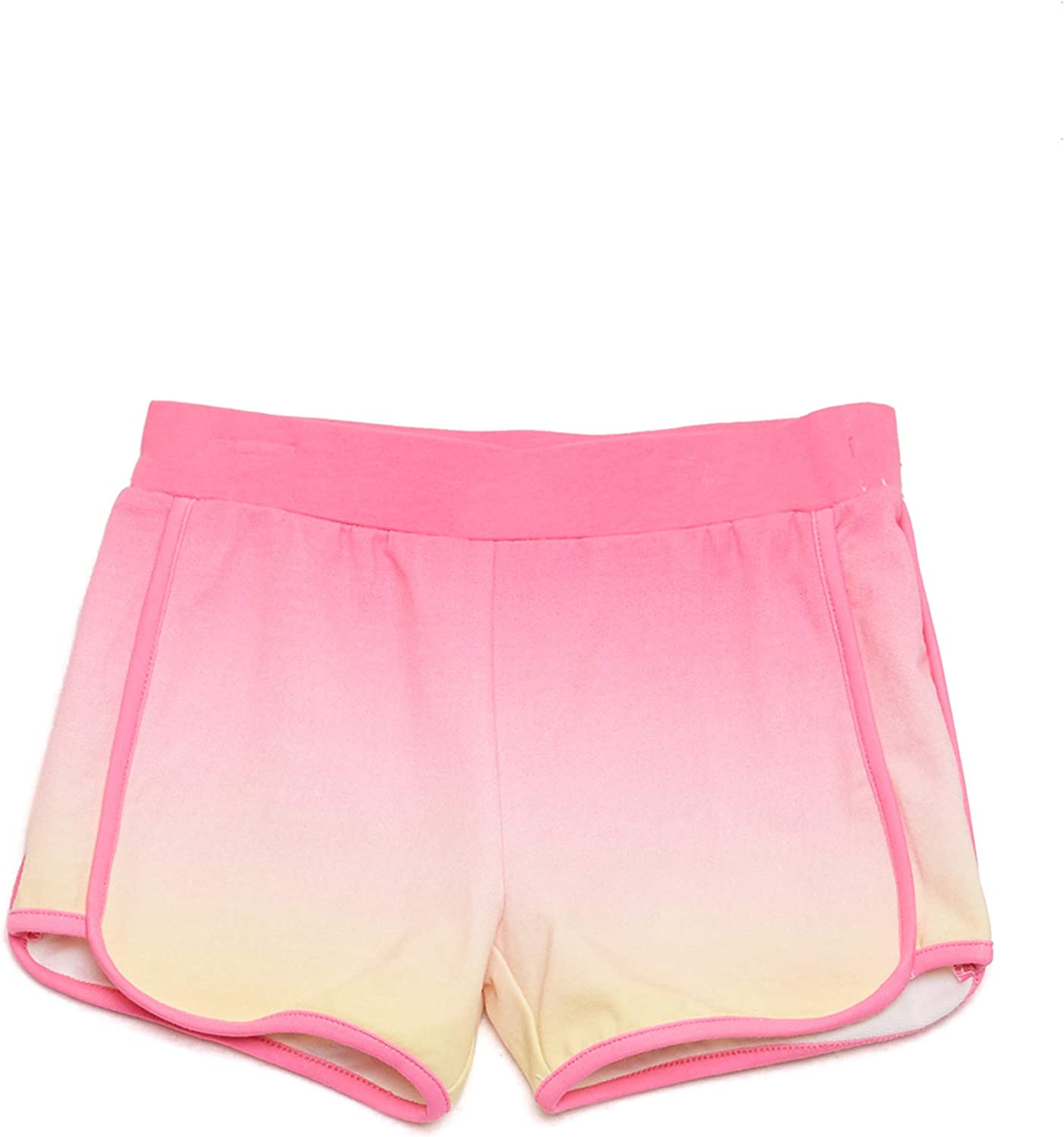 GUESS Girls' Little Ombre Ranking TOP6 Active French Short San Jose Mall Terry