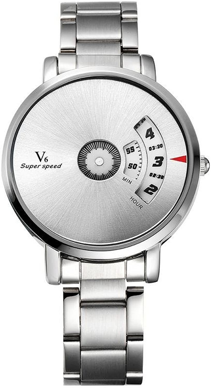 XM Fashion waterproof gift watch slim men new fashion belt watches , white