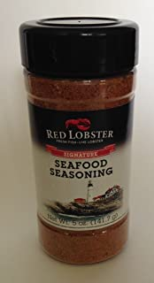 Red Lobster Signature Seafood Seasoning 5 oz. Bottle (Pack of 3)