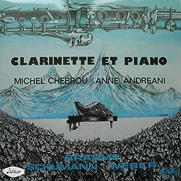 Clarinette & piano