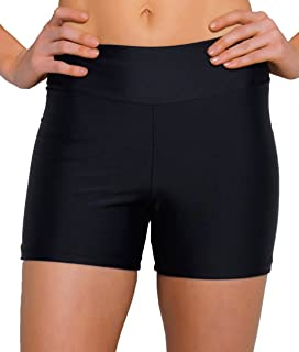tummy tuck swim shorts