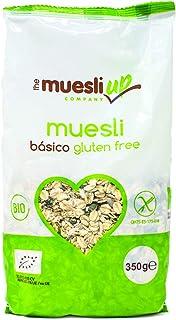 comprar comparacion Muesli básico sin azúcar gluten free BIO - Muesli Up - 350gr (Cja 6 uds) Total: 2100g