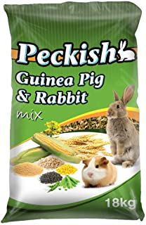 Peckish Guinea Pig and Rabbit Mix, 18kg