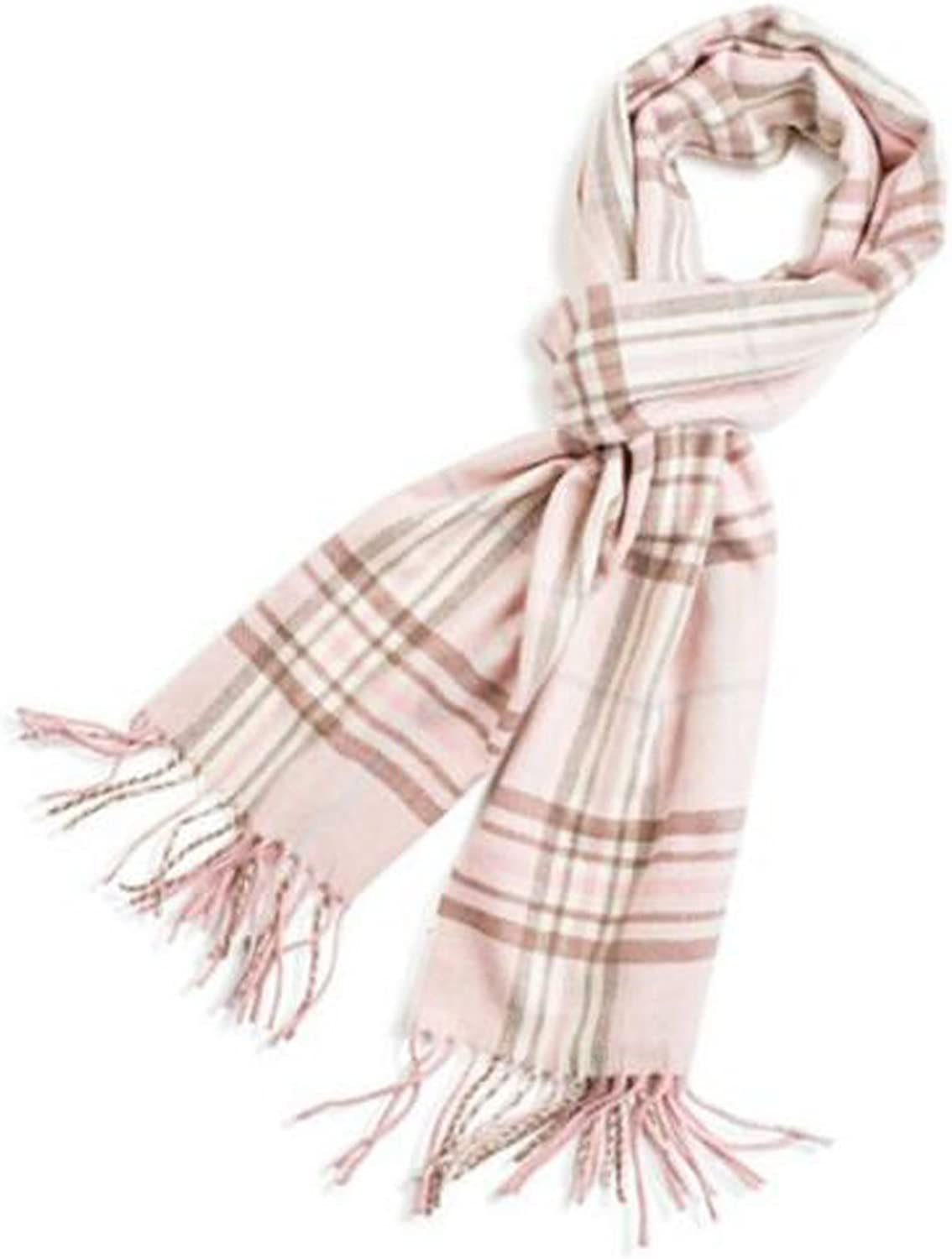 Generic Fashion Super Soft Luxurious Classic Cashmere Feel Winter Scarf With Gift