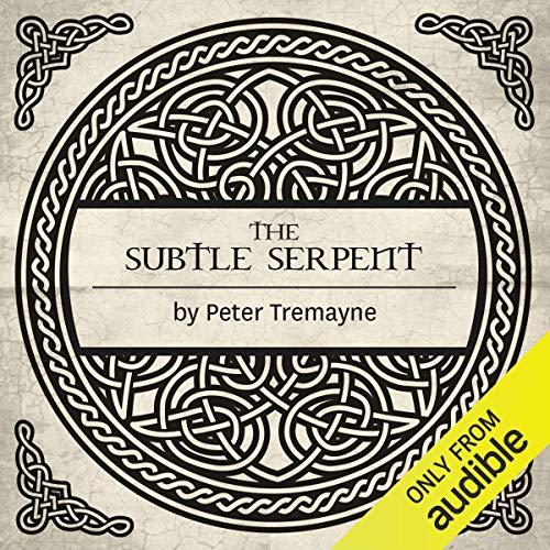 The Subtle Serpent audiobook cover art