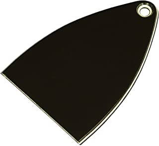 Truss Rod Cover for Paul Reed Smith PRS SE Import model guitars 3 ply, 1 pcs Blank black