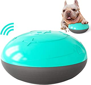 Squeaky Dog Toys ball,Indestructible Tough Durable Dog Toys,Dog Chew Toys for Aggressive Chewers,Interactive Dog Puzzle Toys,Dog Food Dispenser and Slow Feeder,Dog Treat Toy for Medium and Large Pets