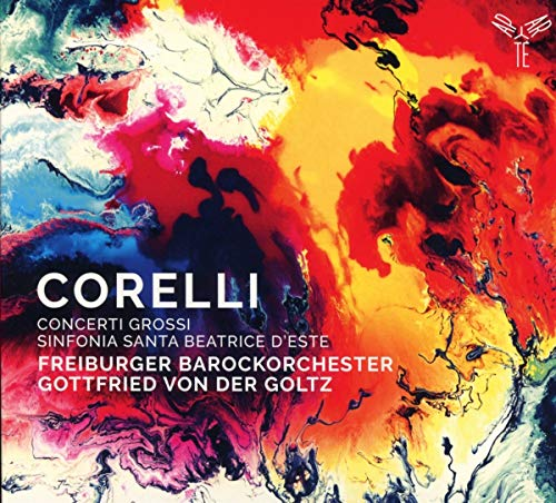 Concerti Grossi: Sinfonia To Santa Beatrice D'Este