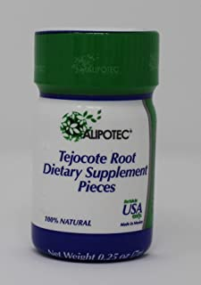 Alipotec Tejocote Root - Healthy Weight Management - 3 Month Supply - USA Label