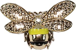 Women's Fashion Brooches & Pin Letter Designed Metal and Crystal Paved with Multi-Options