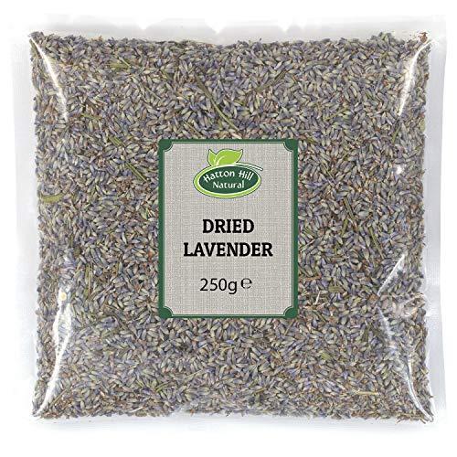 Getrockneter Lavendel, Premium Qualität 250g von Hatton Hill