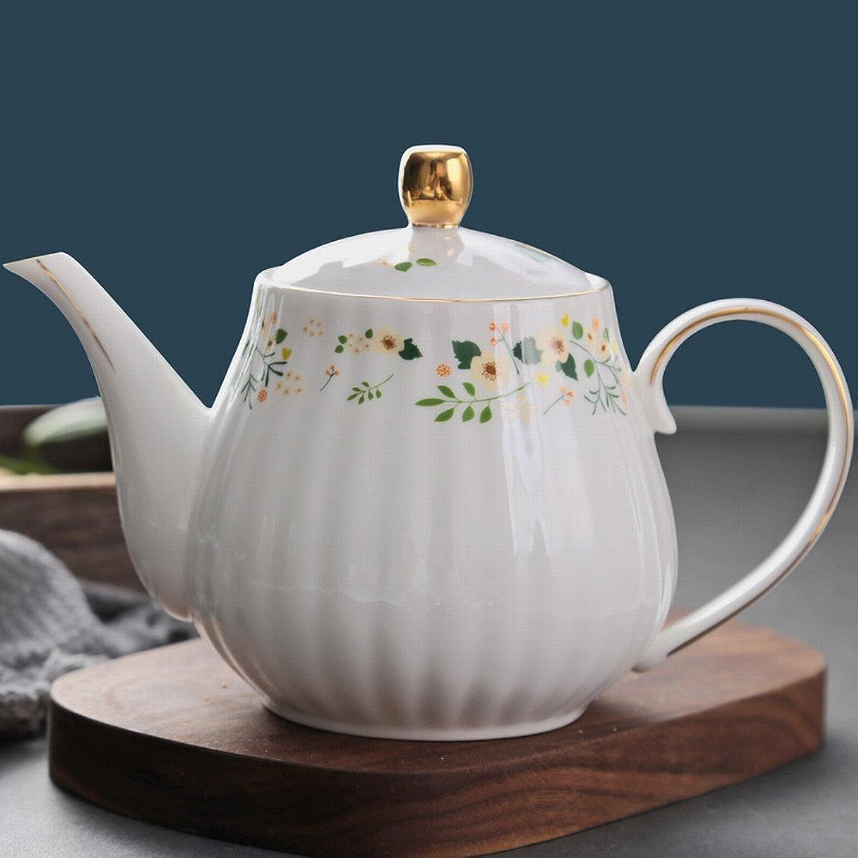 JJM Tasse de Thé Noir Britannique Et Soucoupe Mis Continental Tasse de Café Phnom Penh Pastorale Haute Porcelaine Porcelaine Tasse de Mariage Cadeau de Mariage,Ré