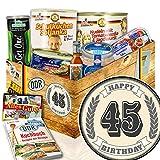 45. Geburtstagsgeschenke - Geschenke 45 Geburtstag - Geschenkset DDR