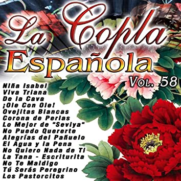 La Copla Española Vol. 58
