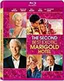exotic marigold hotel 2 - The Second Best Exotic Marigold Hotel [Blu-ray]