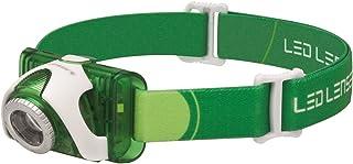 LED Lenser SEO3 Head Torch (Green)
