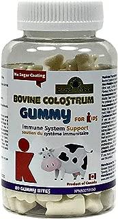 Cand-Made Gummy Bovine Colustrum for Kids Immune System Support 80Gummies