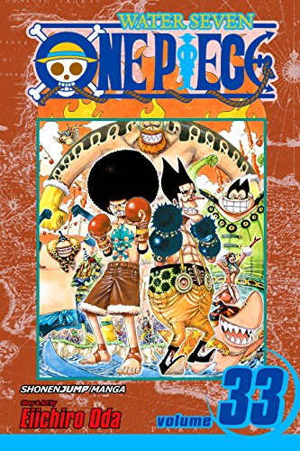 One Piece, Vol. 33: Davy Back Fight!! (One Piece Graphic Novel) (English Edition)