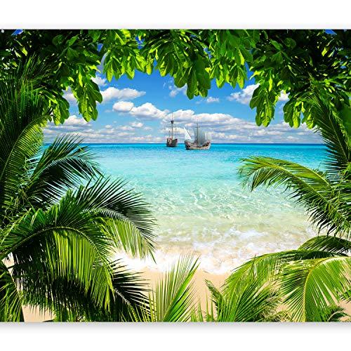 murando Papier peint intissé 200x140 cm Décoration Murale XXL Poster Tableaux Muraux Tapisserie Photo Trompe l'oeil nature paysage c-A-0047-a-a