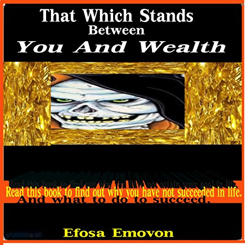 That Which Stands Between You and Wealth audiobook cover art