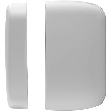 Ecolink Wireless Door/Window Contact Zigbee Wireless Door/Window Contact, White (4655BC0-R)