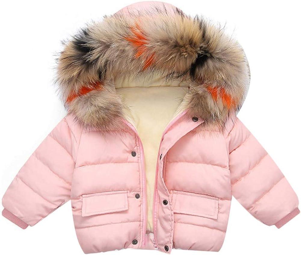 mart Sales for sale Baywell Baby Girls Kids Down War Winter Jacket Coat Feather