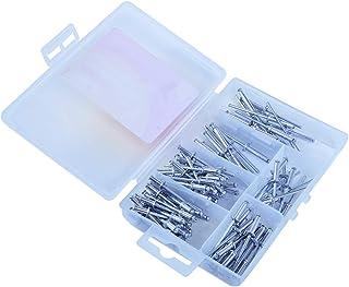 Topex 43e505//–/Pack of 50/Aluminium Rivets 4.8/x 18/mm